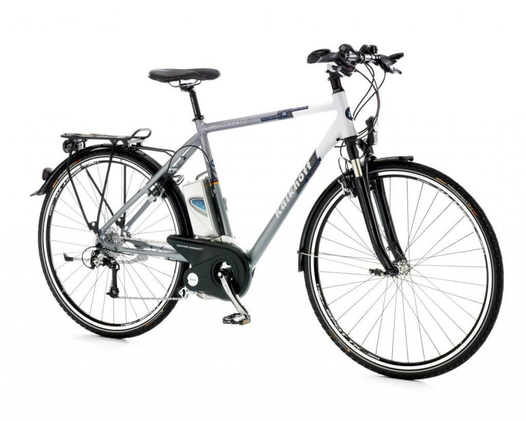 Kalkhoff bringt schnelles E-Bike auf den Markt