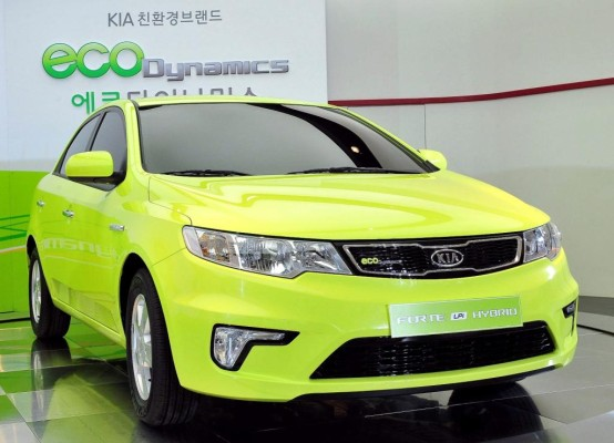 "Kia startet neues Label ""Eco Dynamics"""