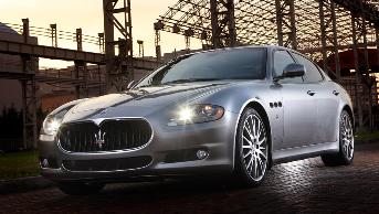 Maserati weckt Gaumenfreuden