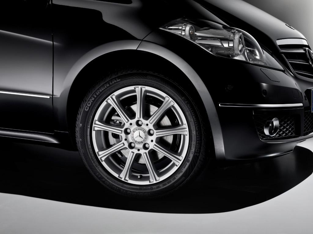 "Mercedes-Benz A-Klasse als limitierte ""Special Edition 2009"""