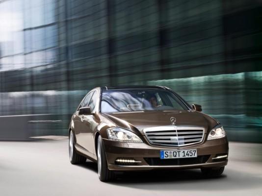Mercedes S-Klasse ab Juni mit Hybridantrieb