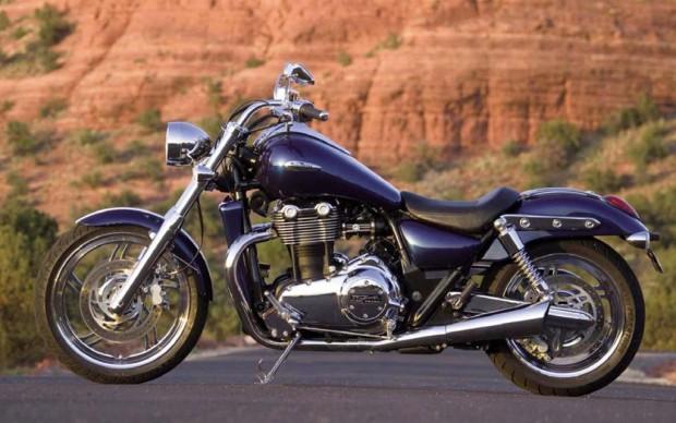 Motorrad: Triumph Thunderbird ab 13 740 Euro