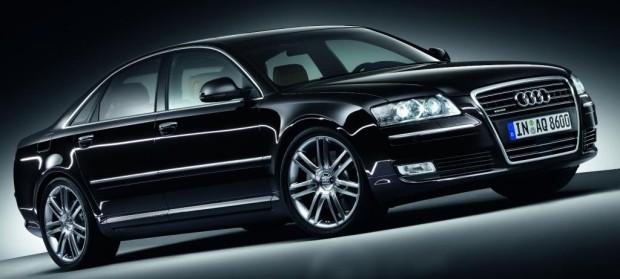 Neue Design- und Ausstattungspakete für Audi A8