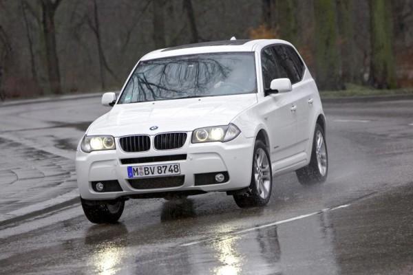 Neuer Einstiegsdiesel für den BMW X3