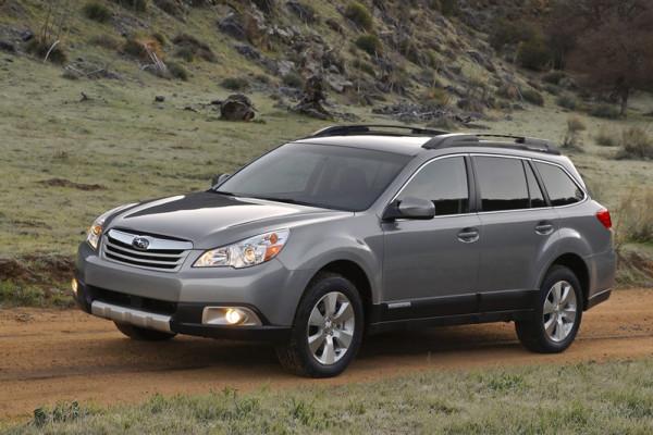Neuer Subaru Outback zeigt sich in New York