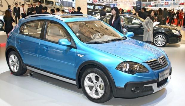 Neues Autowerk von BMW und Brilliance?