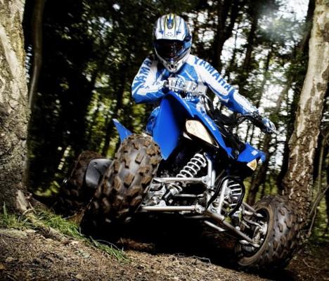 Neues Prüfsystem für Motorradteile