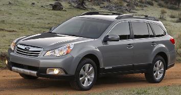 New York 2009: Die vierte Generation des Subaru Outback