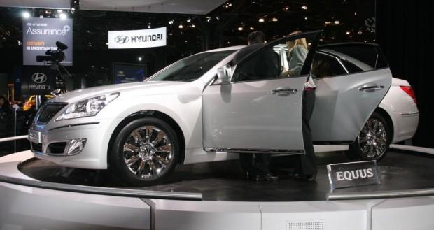 New York 2009: Hyundai erfreut die Amerikaner mit einem Vollblut