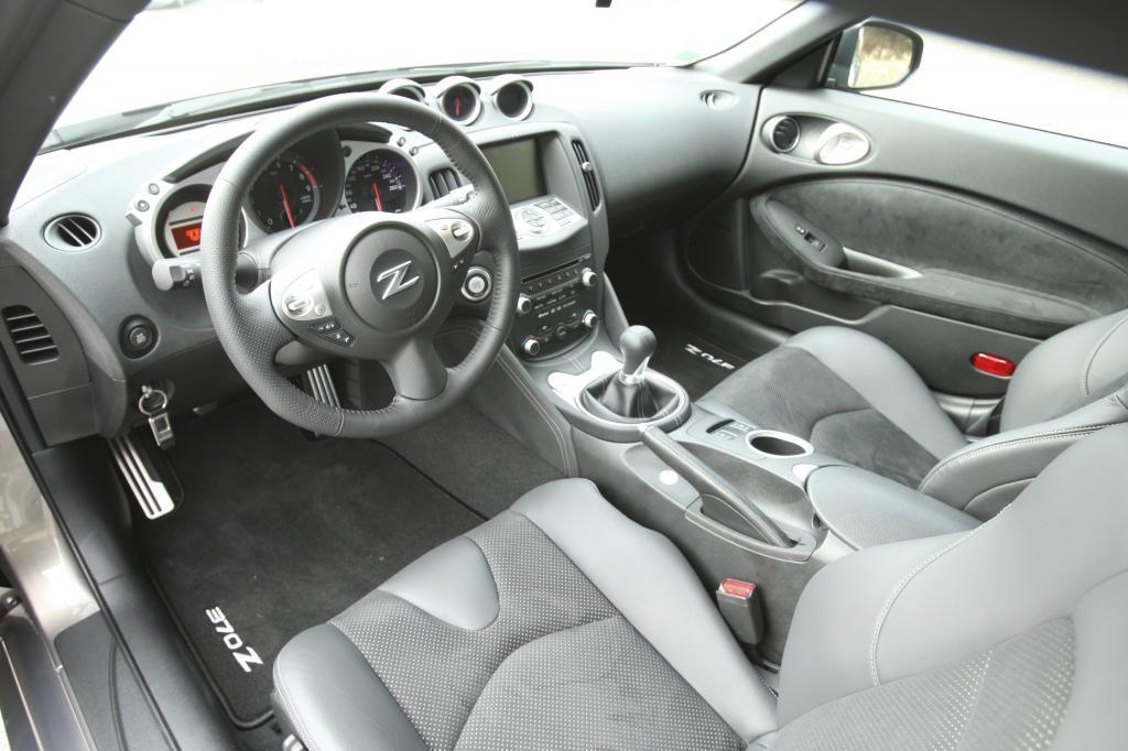 Nissan 370Z: Japanischer Kraftprotz mit 331 PS