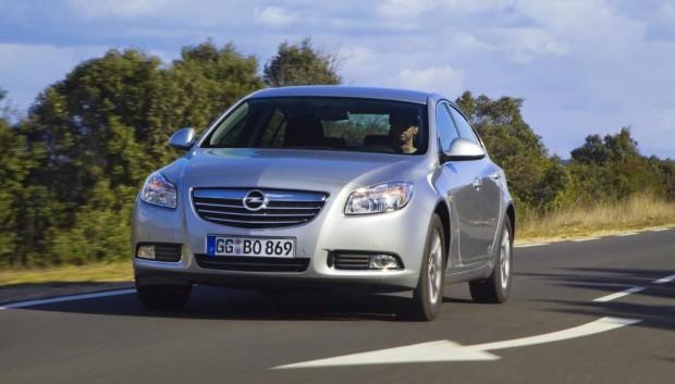 Opel präsentiert verbrauchsoptimierten Insignia Ecoflex