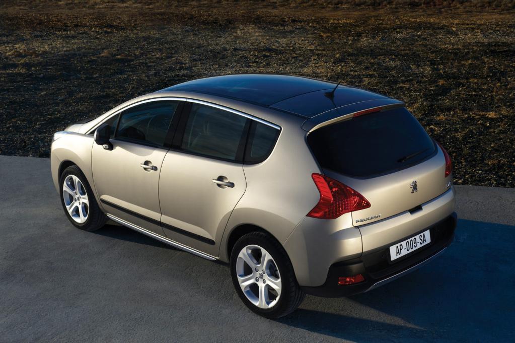 Peugeot 3008: Ein Familienlöwe zum Verreisen
