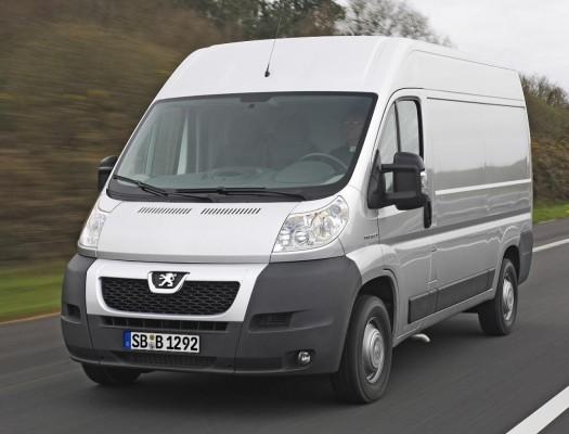 Peugeot Boxer Avantage bietet bis zu 1480 Euro Preisvorteil