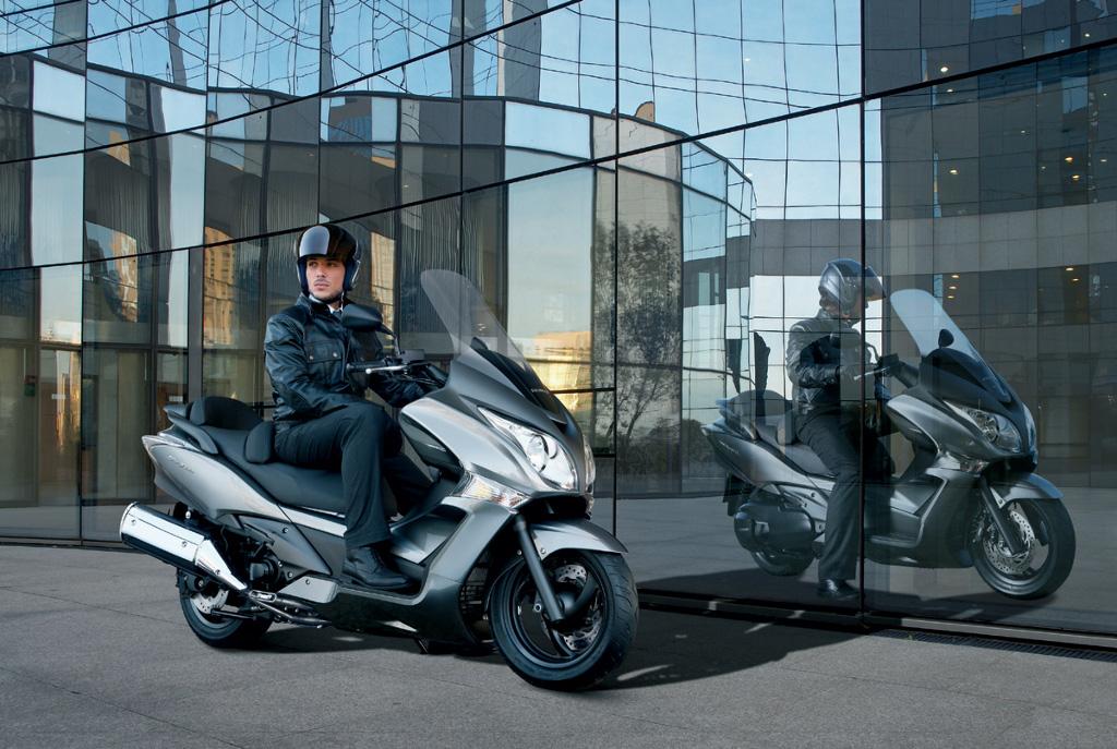 Präsentation Honda SW-T 400: Luxuriöser Stoiker