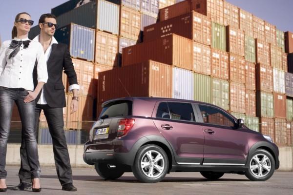 Pressevorstellung Toyota Urban Cruiser: City-SUV für jede Gelegenheit
