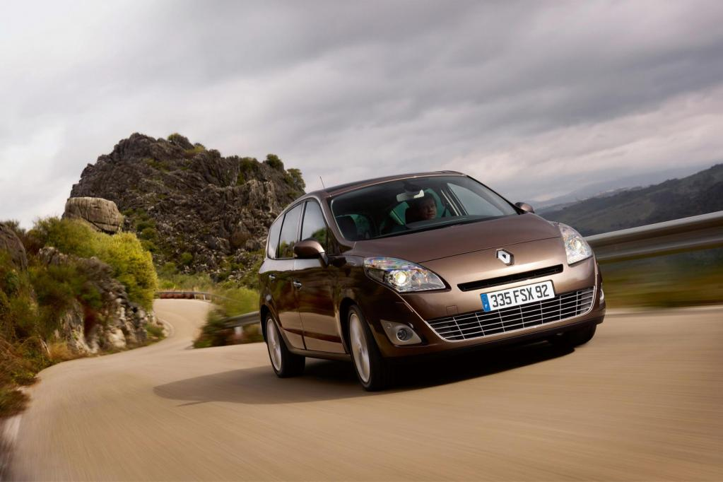 Renault Grand Scénic: Kompakter Familienfreund mit sieben Sitzen
