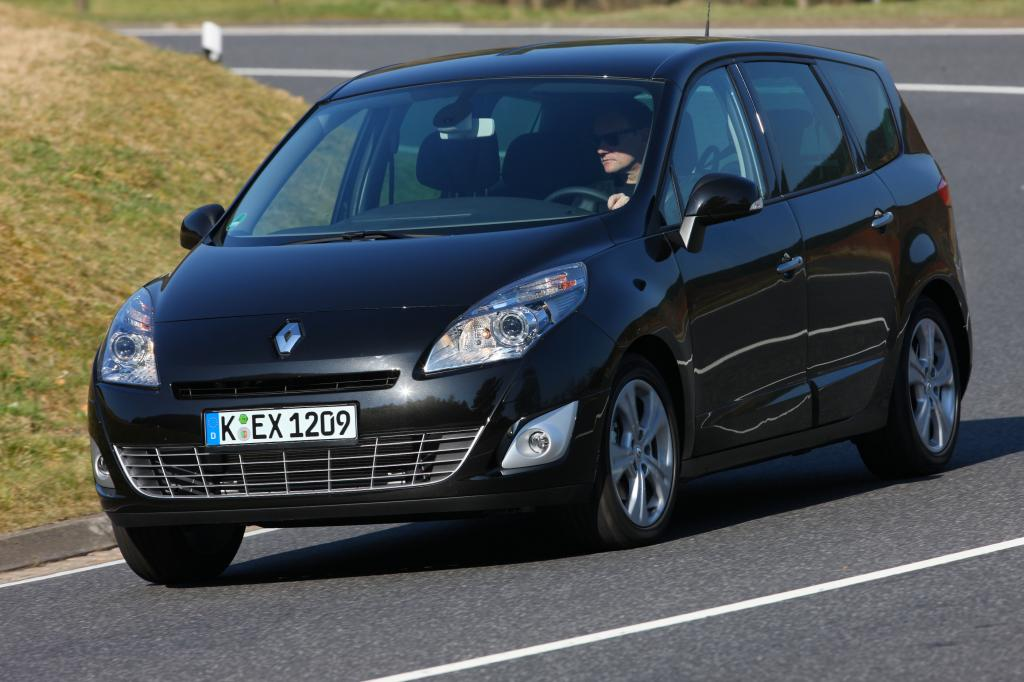 Renault Grand Scénic ab 24. April beim Händler