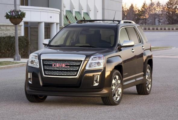 SUV-Marke GMC zeigt neues Einstiegsmodell in New York