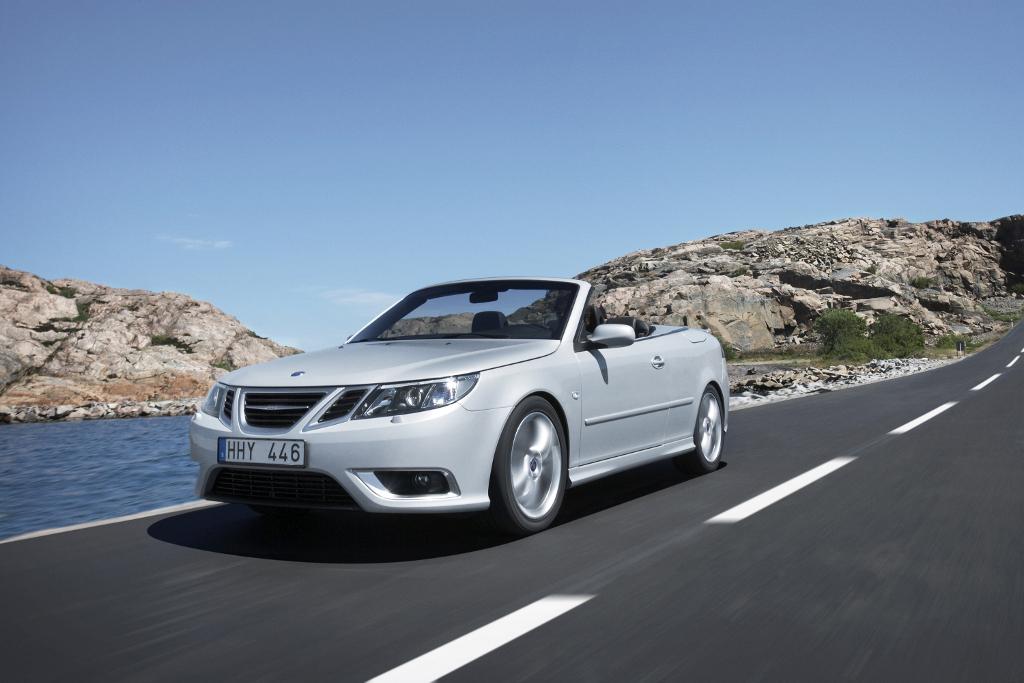 Saab bringt Sondermodell des 9 3 Cabrio