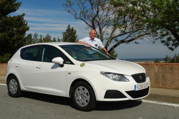 Seat Ibiza Ecomotive verbraucht 2,91 Liter auf 100 Kilometer