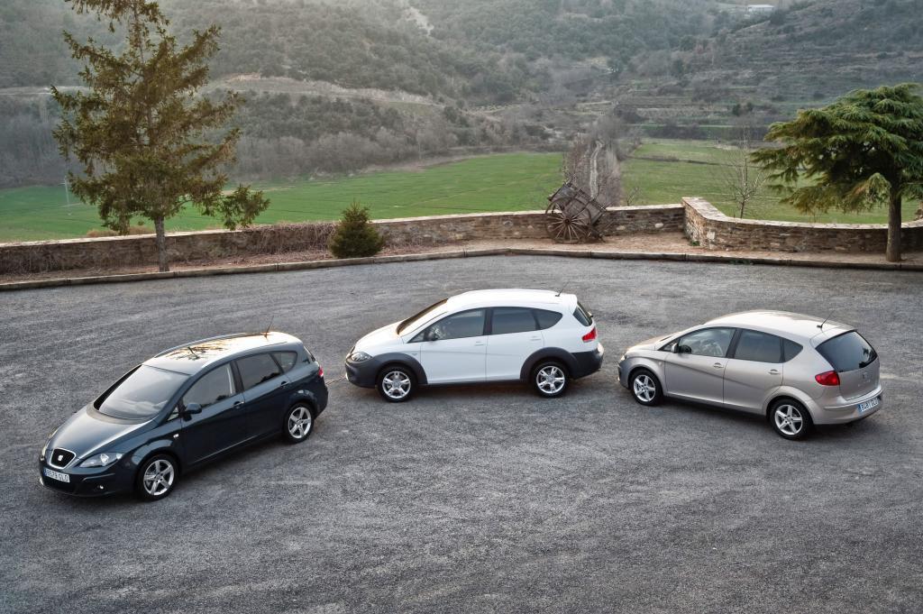 Seat Leon, Altea und Altea XL: Aufgefrischte Golf-Alternativen