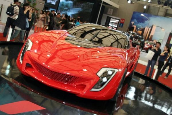 Shanghai 2009: Jetzt müssen sich auch die Chinesen mit dem Nürburgring befassen
