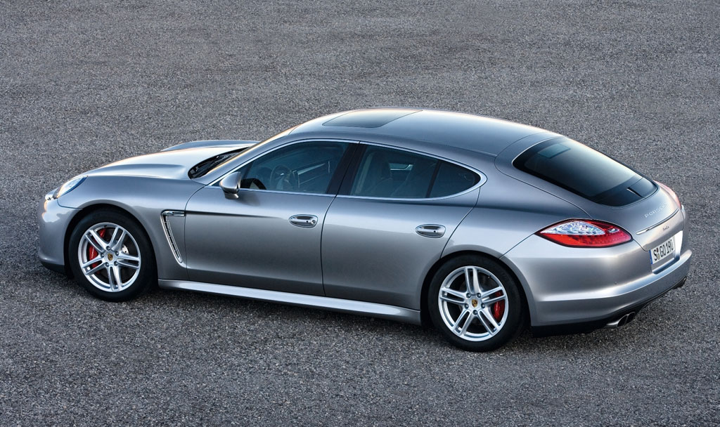 Shanghai 2009: Weltpremiere Porsche Panamera