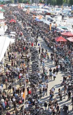 Sommer-Treffen von Harley-Davidson wird verlegt