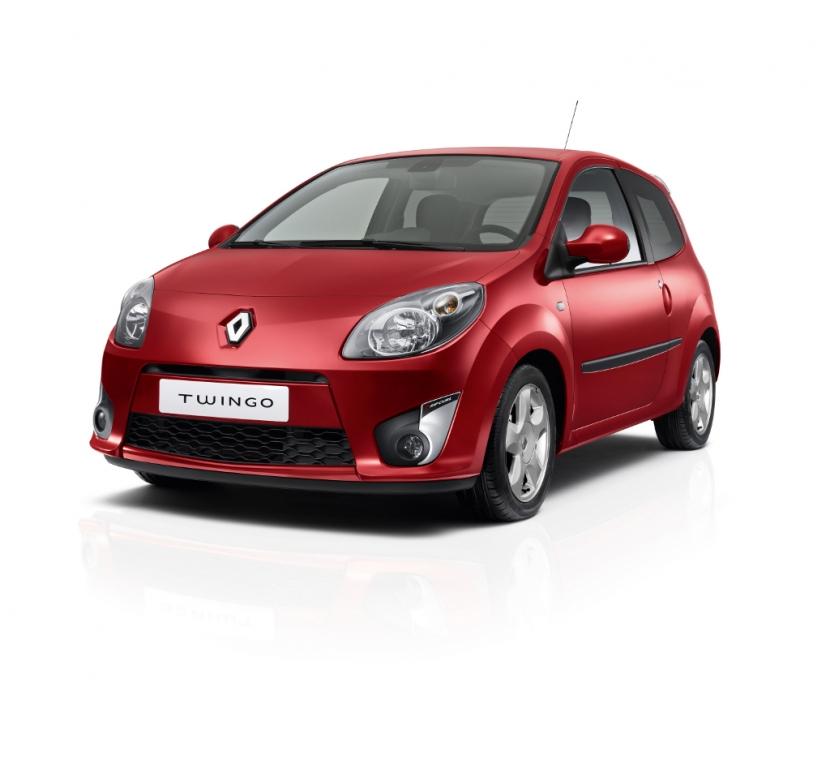 Sondermodell Renault Twingo Rip Curl erstmals mit Diesel