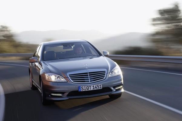 Sportlicher Auftritt für Mercedes-Benz S- und CL-Klasse