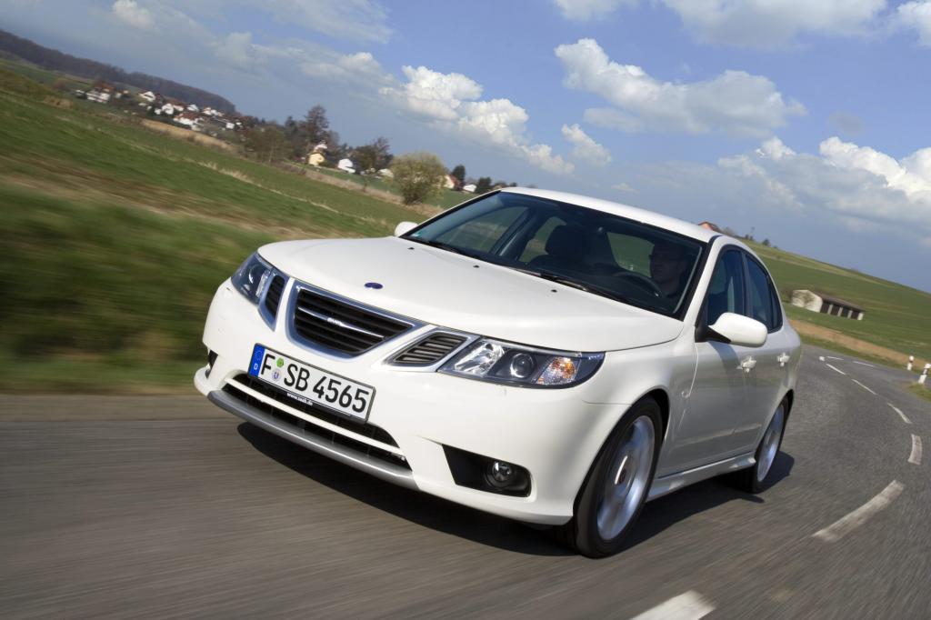 Sportliches Sondermodell: Saab 9-3 ?Erik Carlsson?