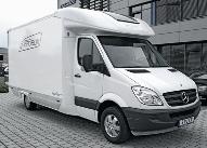 Sprinter 315 CDI Aerobox ergänzt Mietfuhrpark von Mercedes-Benz