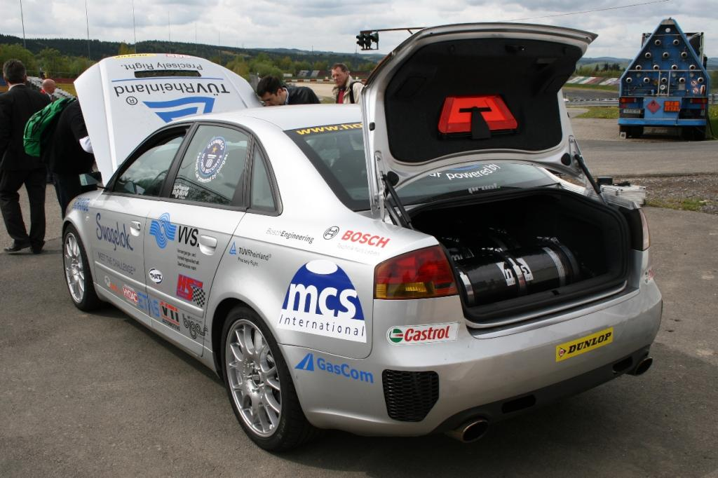TÜV Rheinland: Erdgas-Fahrzeuge bieten viel Potenzial