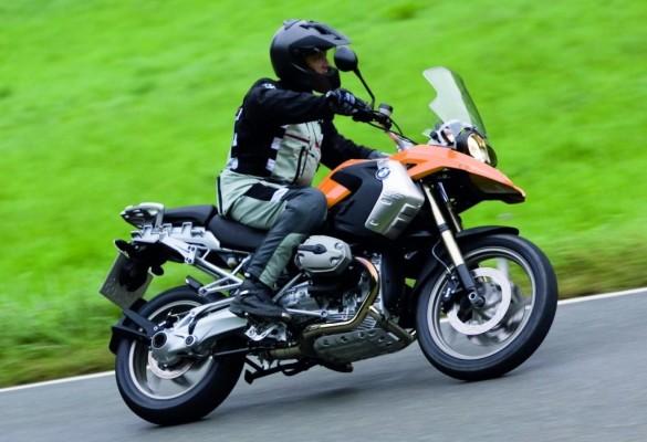 Talfahrt auf dem Motorradmarkt abgebremst
