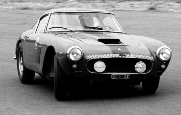 Techno Classica: Ferrari feiert 50 Jahre 250 GT Berlinetta passo corto