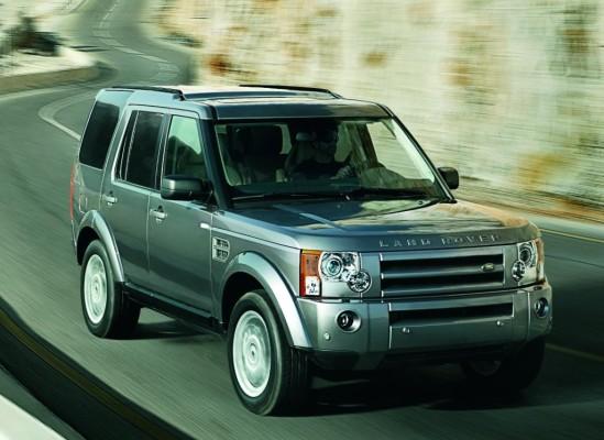 Top-Leasing Konditionen für Range Rover Sport und Land Rover Discovery
