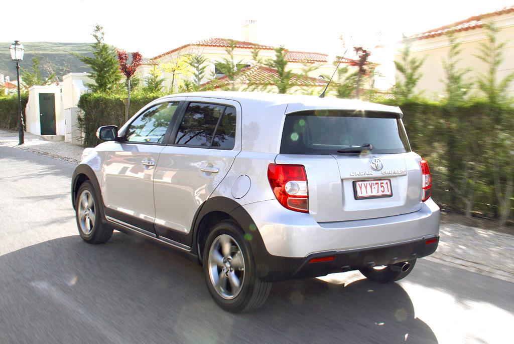 Toyota - Urban Cruiser - Bild(10)