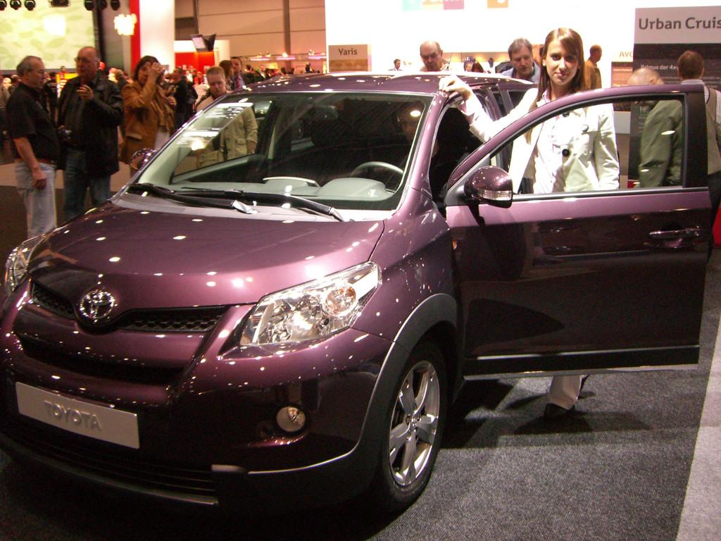 Toyota - Urban Cruiser - Bild(6)