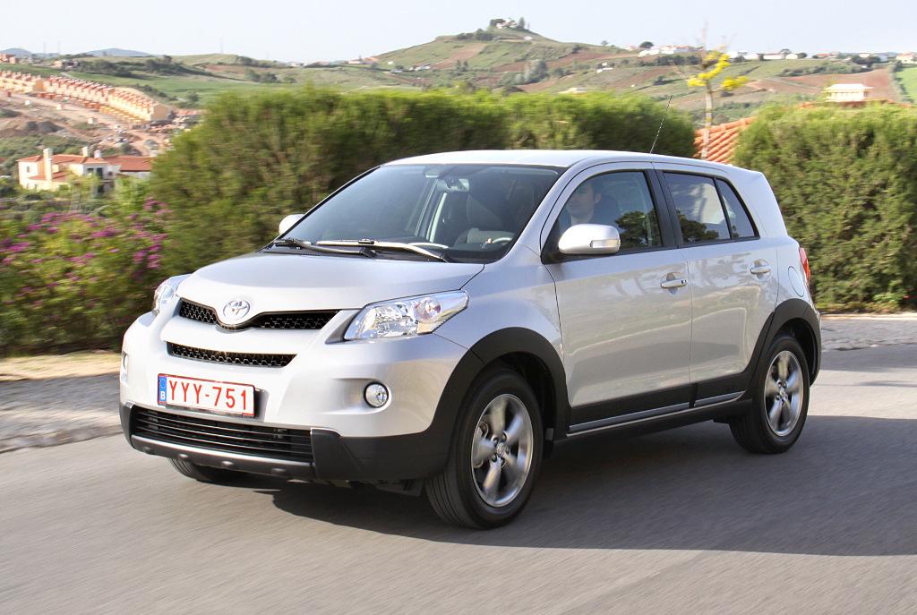 Toyota - Urban Cruiser - Bild(9)