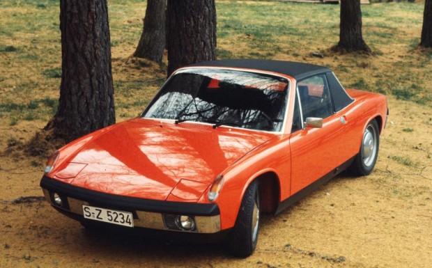 VW-Porsche-Vertriebsgesellschaft wird 40 Jahre