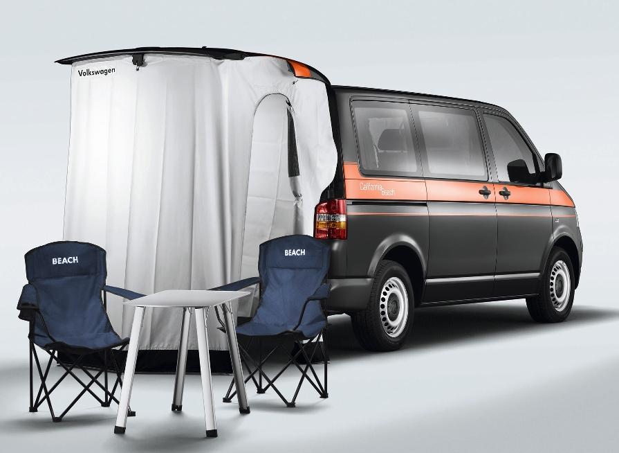 Volkswagen Zubehör bietet Zubehör für Multivan