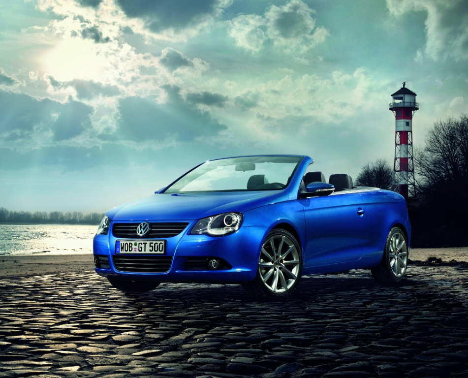 Volkswagen bringt Eos GT Sport