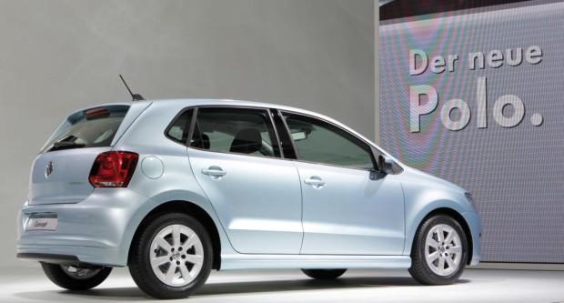 Volkswagen präsentiert in Hannover den sparsamsten Polo