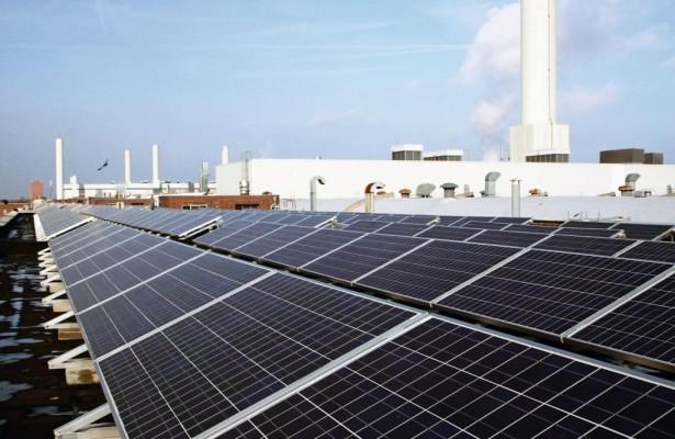 Volkswagen setzt im Werk Wolfsburg auf Sonnenenergie