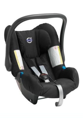 Volvo präsentiert neue Kinder-Sicherheitssitze