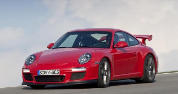 Vorstellung Porsche 911 GT3: Die pure Fahrmaschine