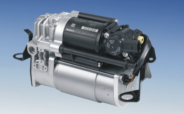 Wabco liefert Kompressortechnologie für Mercedes-Benz E-Klasse