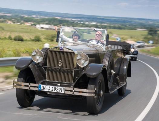 ''Audi driver's day'' mit neuen Routen