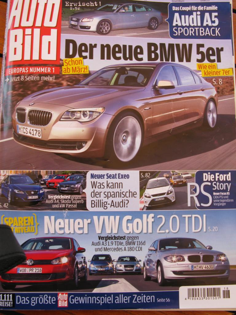 ''Autobild'' kritisiert heftig Mercedes-Benz: A-Klasse auf dem letzten Platz