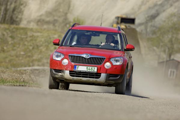 Škoda startet Serienproduktion des Yeti